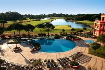 Top Angebot Lissabon - Quinta Marinha Golf Resort*****