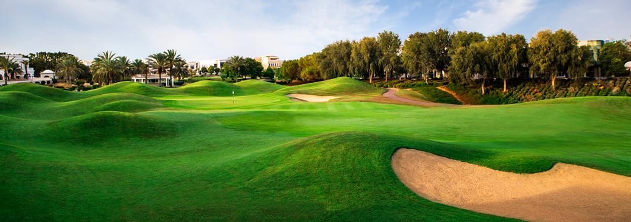 Golfreisen Dubai