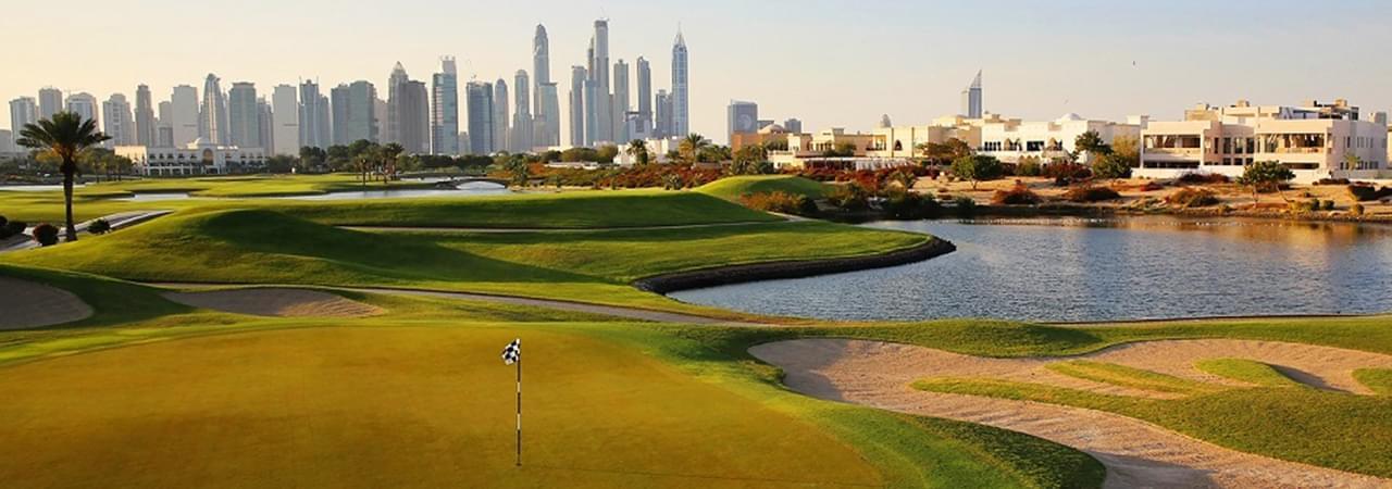 Golfurlaub Dubai