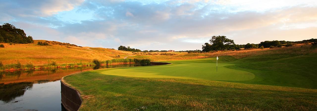 Golfurlaub England