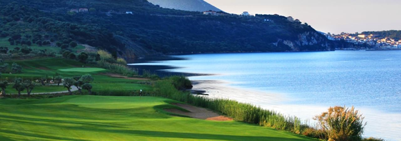 Golfurlaub Griechenland