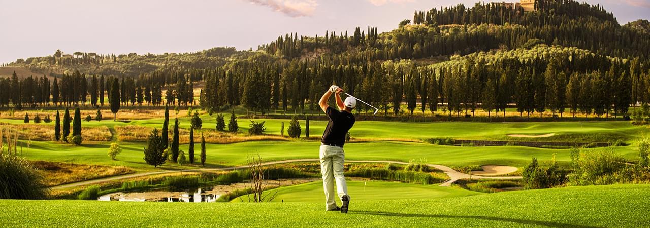 Golfreisen Italien