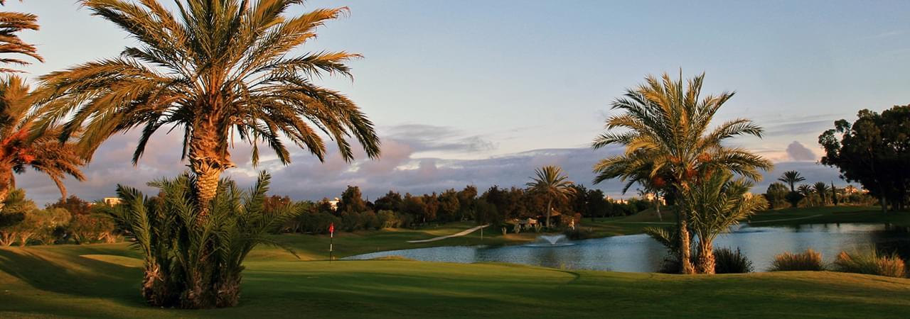 Golfurlaub Marokko