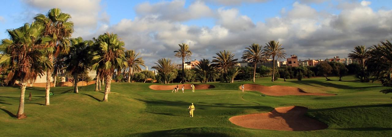 Golfen in Marokko