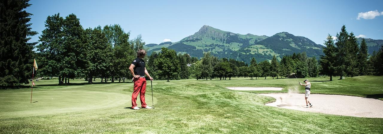 Golfurlaub Österreich