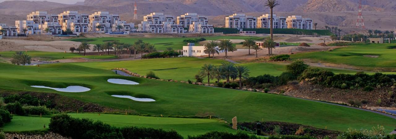 Golfreisen Oman