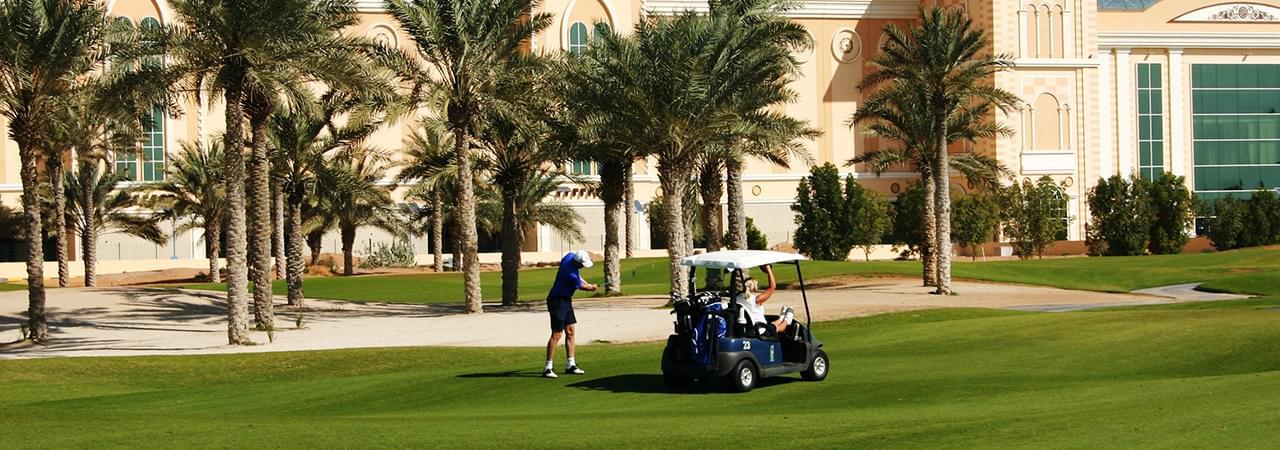 Golfreisen Ras Al Kaimah