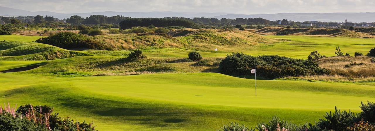 Golfurlaub Schottland