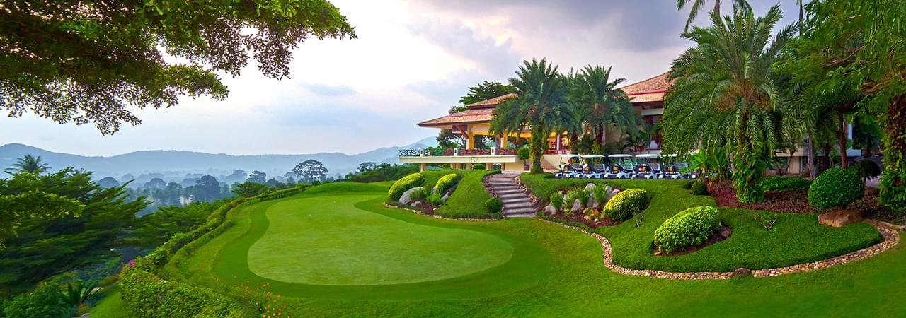 Golfreisen Thailand