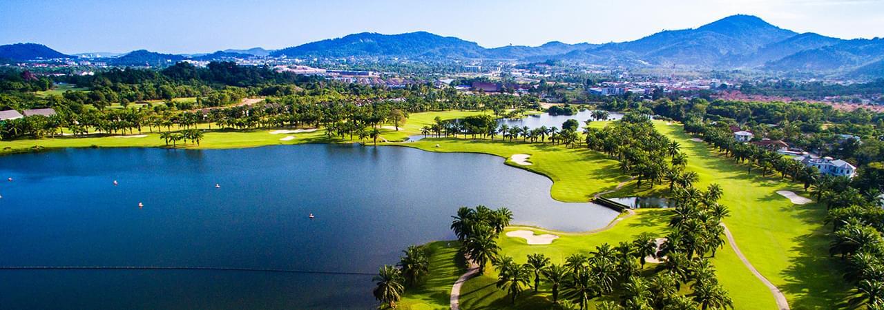 Golfurlaub Thailand