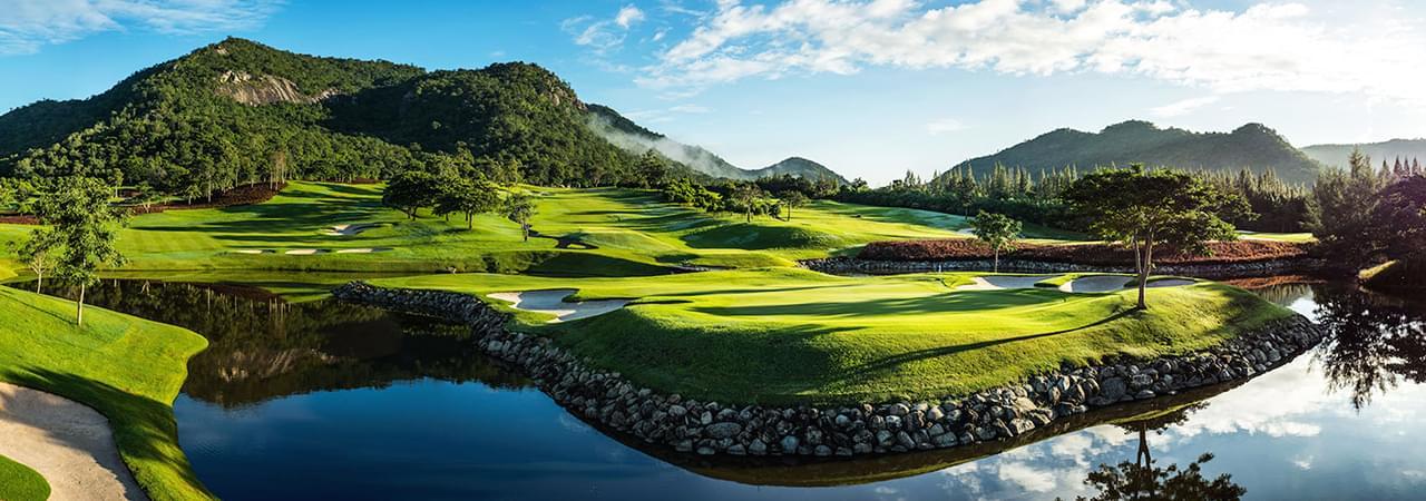 Golf in Thailand