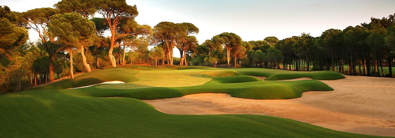 Golfreisen und Golfurlaub Türkei