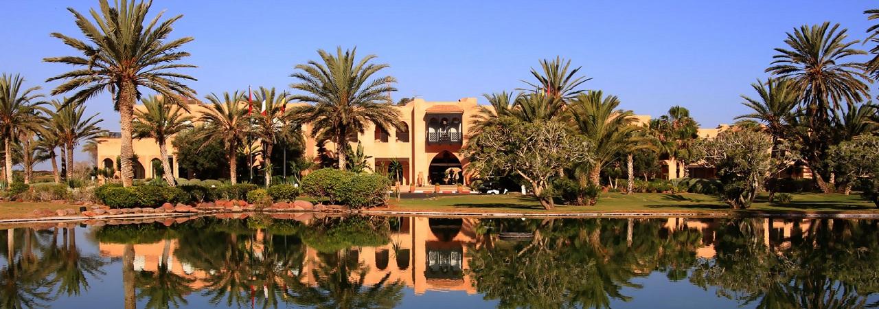 Tikida Golf Palace***** - Marokko