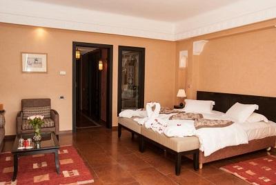 Tikida Golf Palace*****Marokko Golfreisen und Golfurlaub