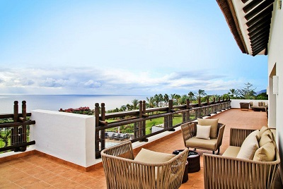 Abama Terraces*****Spanien Golfreisen und Golfurlaub