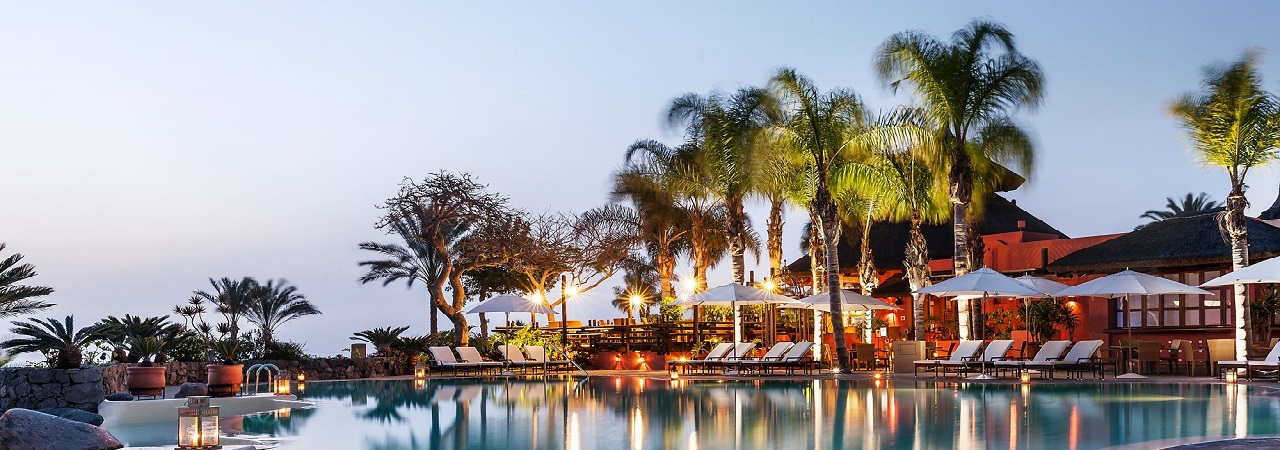 The Ritz Carlton Abama Golf & Spa Resort***** - Spanien