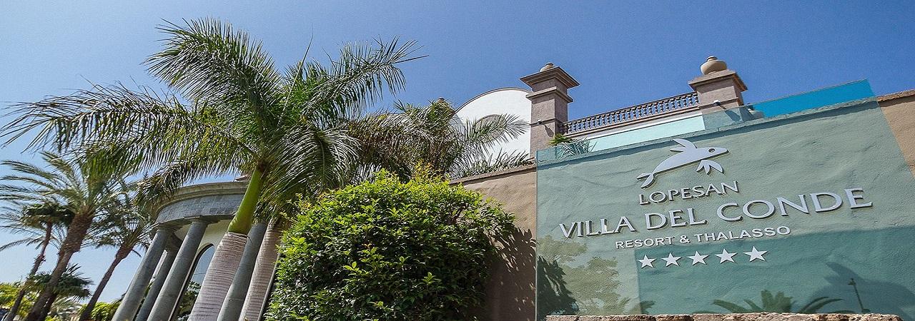 Lopesan Villa Conde Resort & Corallium Thalasso***** - Spanien