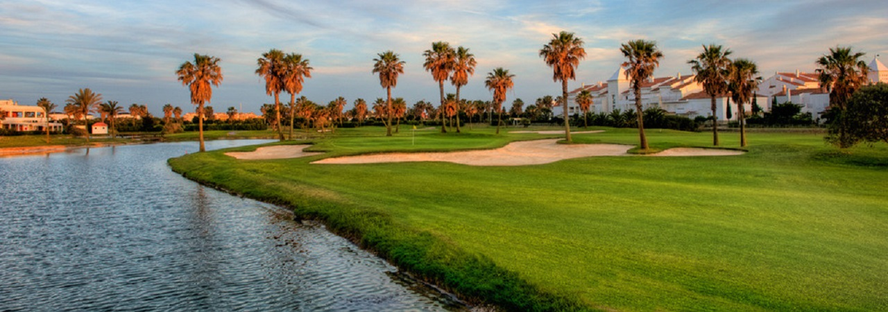 Costa Ballena Ocean Golf Club - Spanien