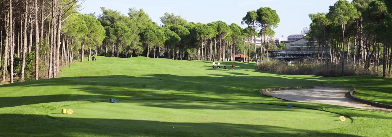 Sueno Golf Club Pines Course - Türkei