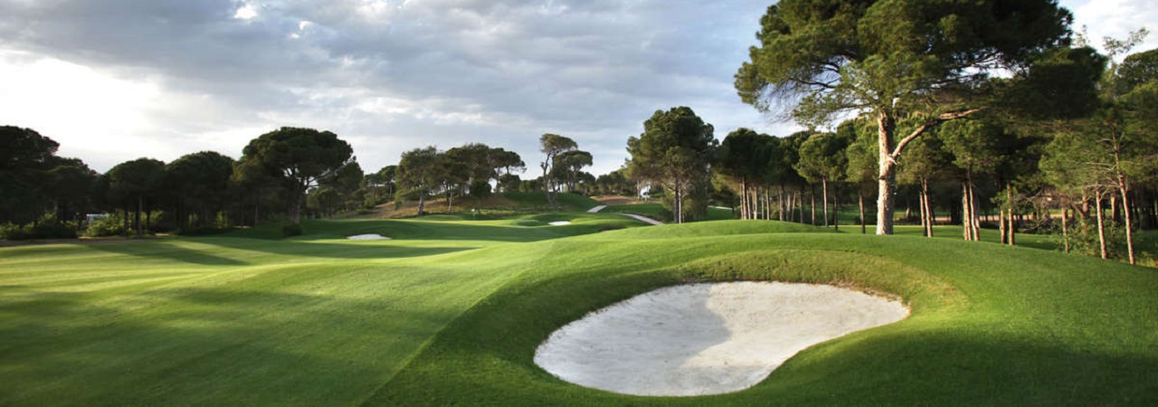 The Montgomerie Maxx Royal Golf Club - Türkei