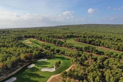 Golf Club PonienteSpanien Golfreisen und Golfurlaub