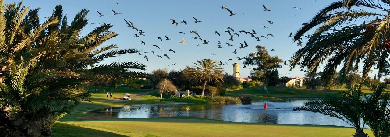 Golf du Soleil  - Marokko