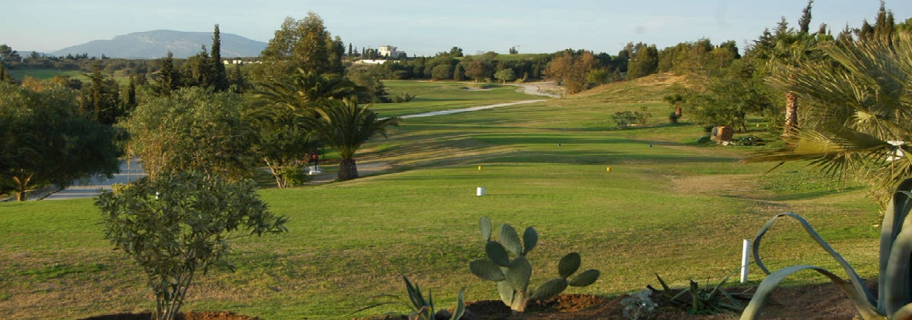 Yasmine Golf Club - Tunesien