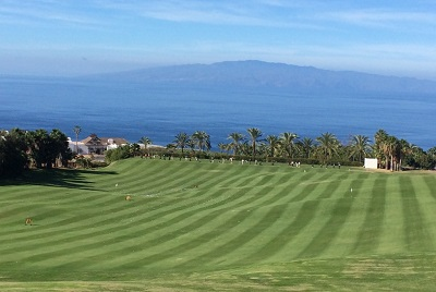 Golfurlaub Teneriffa - Abama Terraces*****Spanien Golfreisen und Golfurlaub