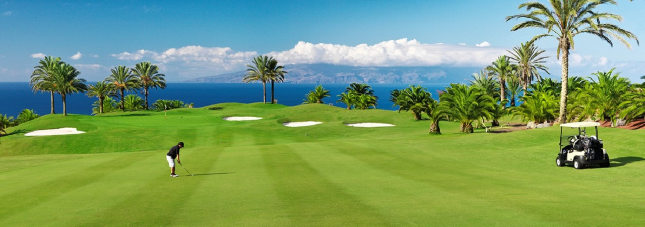 Golfurlaub Teneriffa - Abama Terraces***** - Spanien