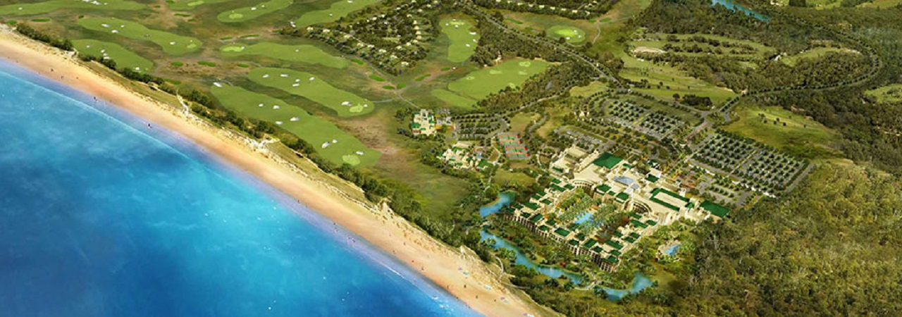 The Mazagan Golf Club - Marokko