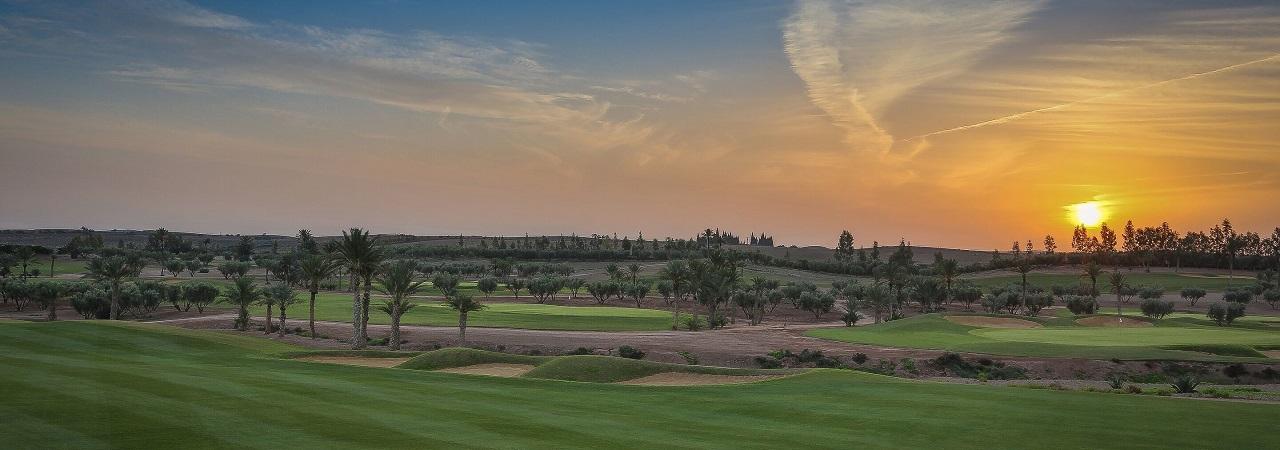 Golf de Amelkis - Marokko