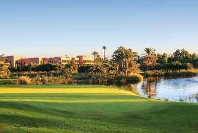 Palm Golf PalmeraieMarokko Golfreisen und Golfurlaub