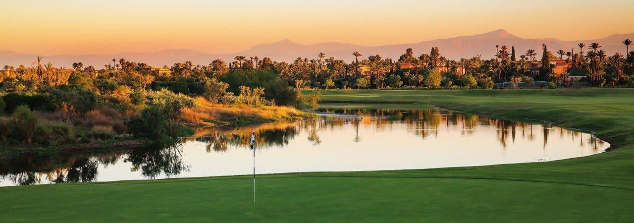 Palm Golf Palmeraie - Marokko