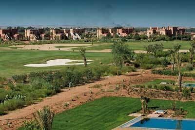 Samanah Golf & Country ClubMarokko Golfreisen und Golfurlaub
