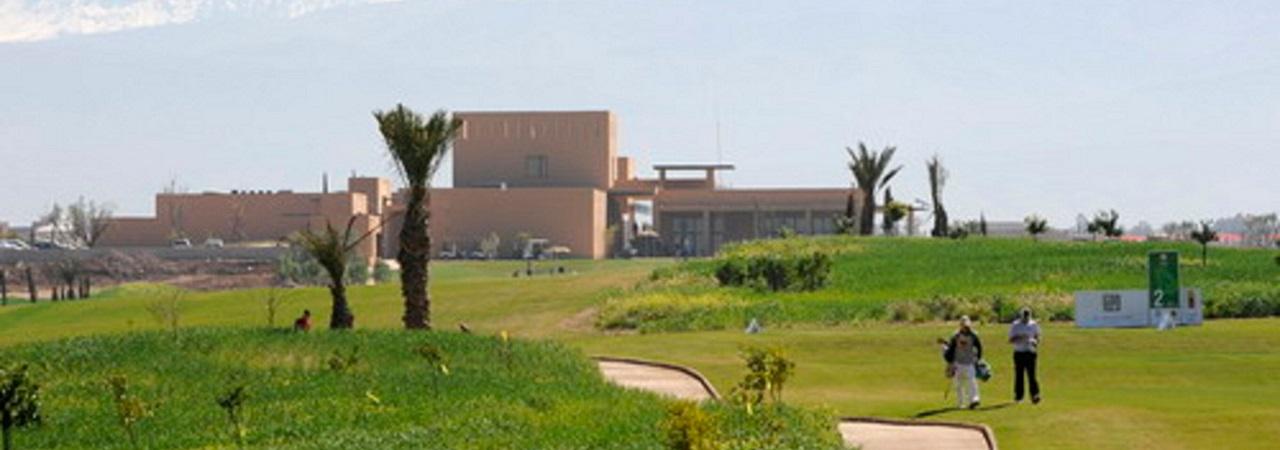 Al Maaden Golf Club - Marokko