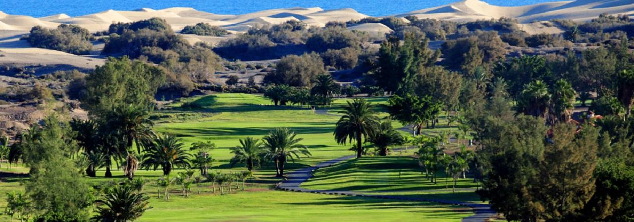 Maspalomas Golf - Spanien