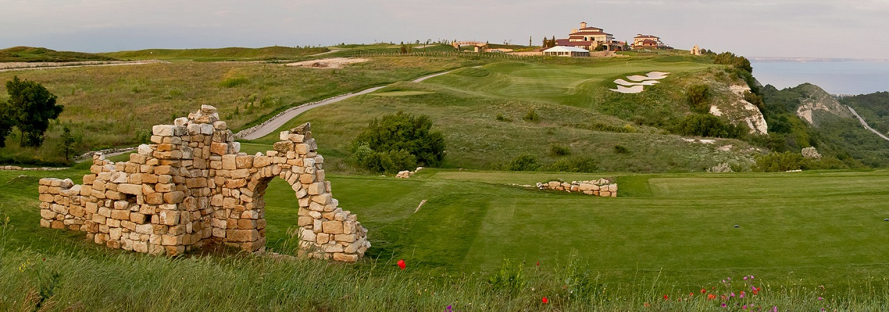 Black Sea Rama Golf Kurs - Bulgarien
