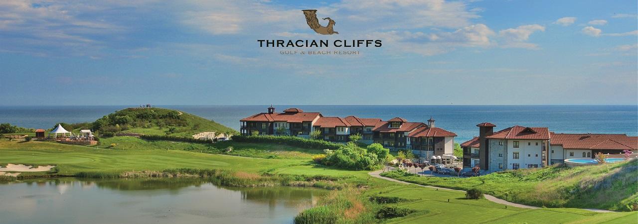 Thracian Cliffs Golf  - Bulgarien