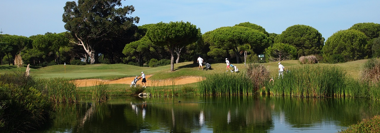 Sancti Petri Hills Golf Club - Spanien
