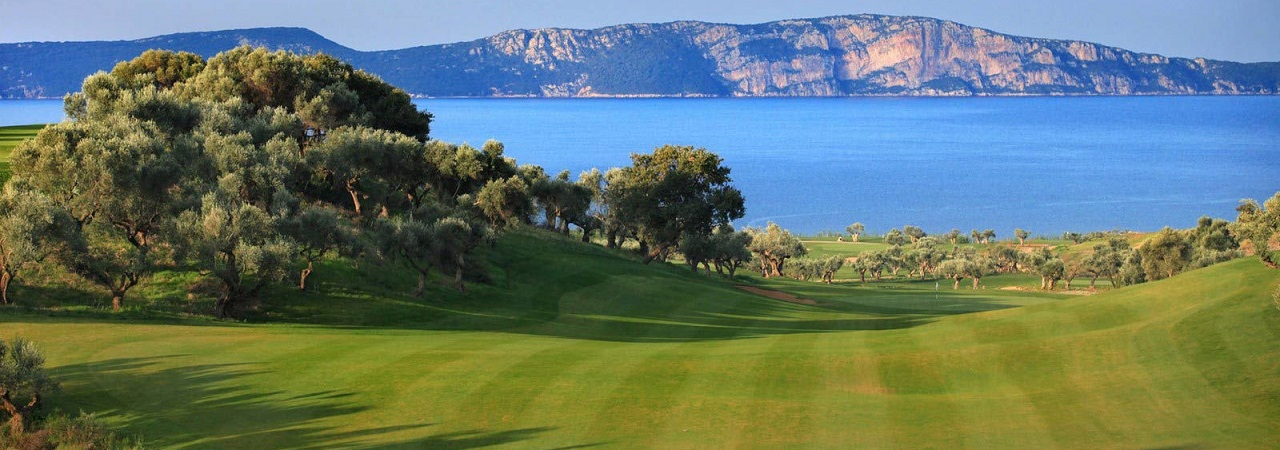 Costa Navarino The Bay Course - Griechenland