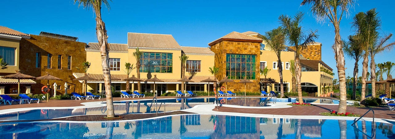 Elba Costa Ballena Beach & Thalasso Resort***** - Cadiz Golf Package - Spanien