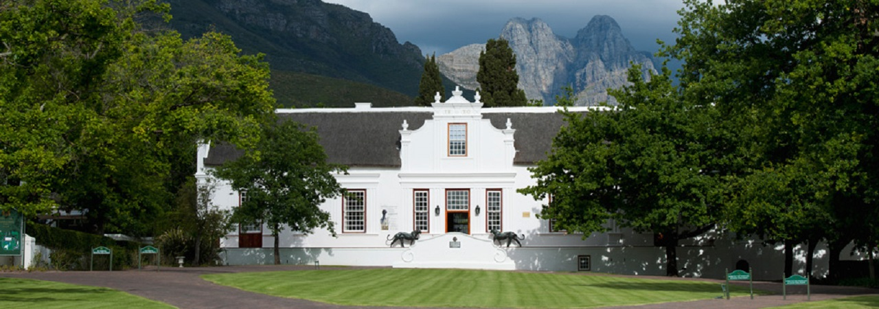 Lanzerac Wine Estate - Südafrika