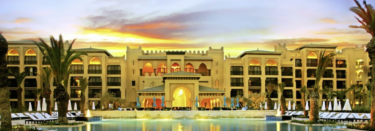 Mazagan Beach Resort***** - Marokko