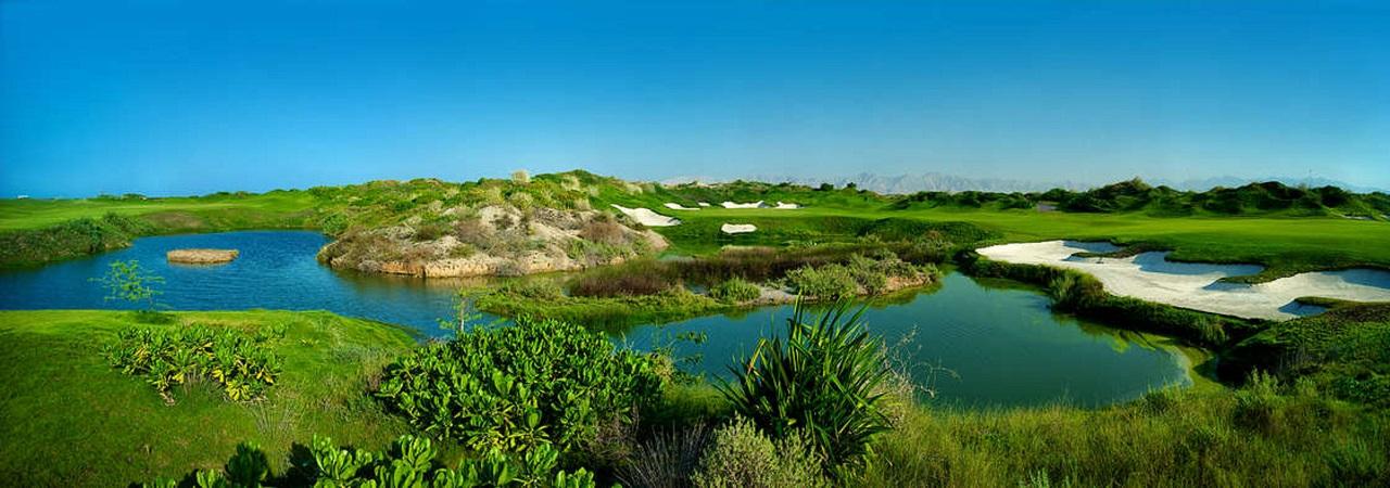 Almuij -The Wave Golf - Oman