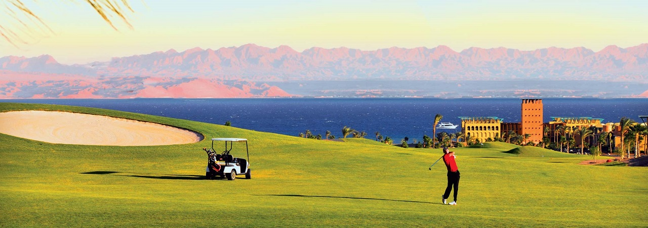 Taba Heights Golf Course - Ägypten