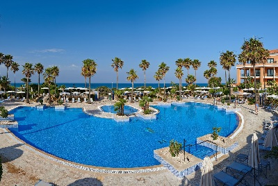 Hipotels Barrosa Palace & Spa***** & 7 Tage Unlimited Golf
