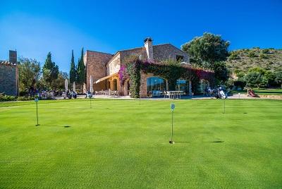 Unlimited Green Fee Paket - Pula Golf Resort****Spanien Golfreisen und Golfurlaub