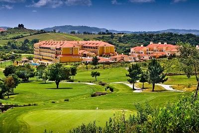 Dolce Campo Real LissabonPortugal Golfreisen und Golfurlaub