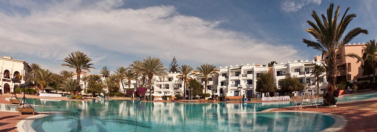 Marokko Spezial - Atlantic Palace Hotel, Spa & Casino Resort***** - Marokko