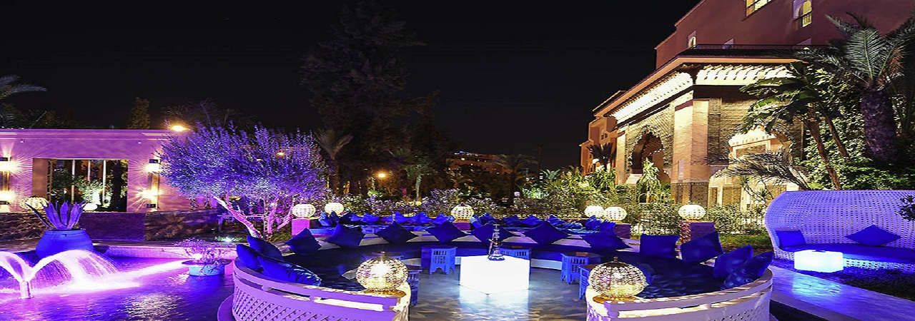 Sofitel Marrakesch Lounge & Spa***** - Marokko